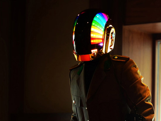 LoveProps Daft Punk Helmet Casco Manuel DIY Uxoa indoors